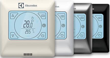 регуляторы температуры теплых полов электролюкс