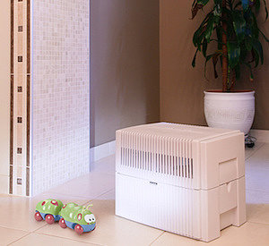 Комплексный очиститель увлажнитель - лучший вариант для новорожденного