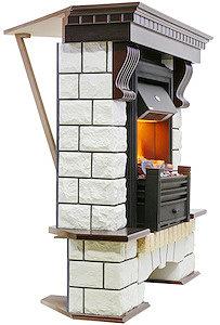 Угловые камины - купить угловой камин электрический в интернет-магазине с доставкой по Красноярску