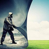 профессиональная очистка воздуха от загрязнений.