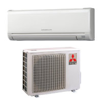 Mitsubishi Electric MS-GF20VA/MU-GF20VA сплит-система настенная