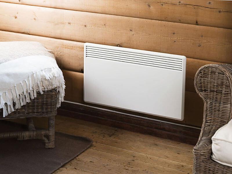 Электроконвектор абсолютно безопасен и может использоваться в любом бытовом помещении, даже с деревянной отделкой