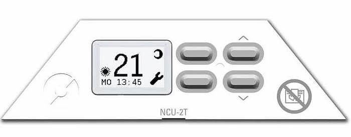 Электронные терморегуляторы позволяют точно контролировать заданный температурный режим.